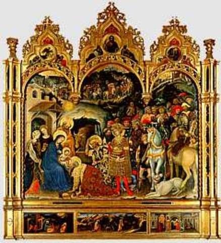 Gentile da Fabriano c.1375-1425