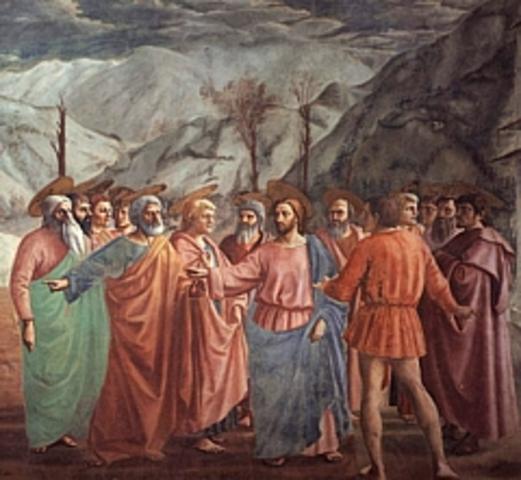 Masaccio c.1400-1450