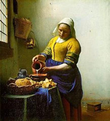 Jan Vermeer: c.1620-1670