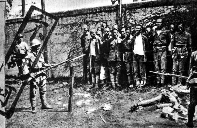 World Event. Nanking Massacre