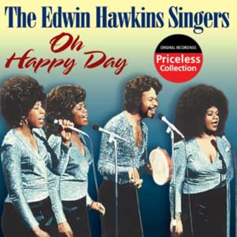 """The Edwin Hawkins Singers record """"Oh Happy Day"""""""