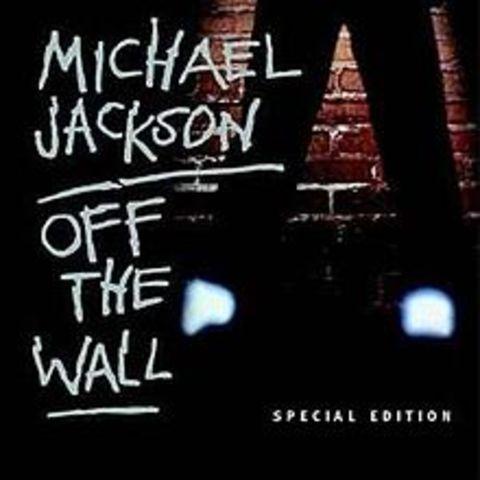"Michael Jackson's album ""Off the Wall"" makes history"