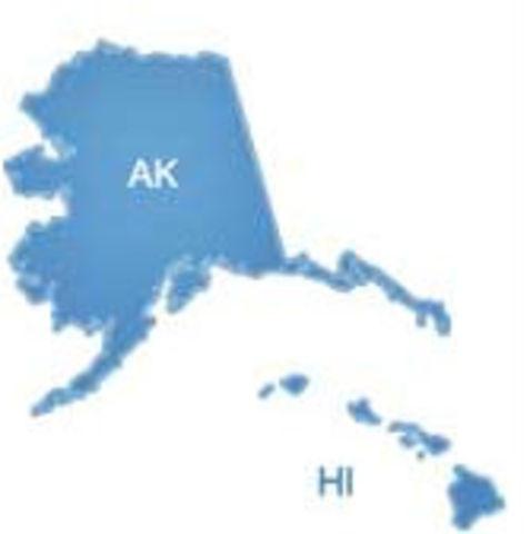 World Events: Alaska and Hawaii