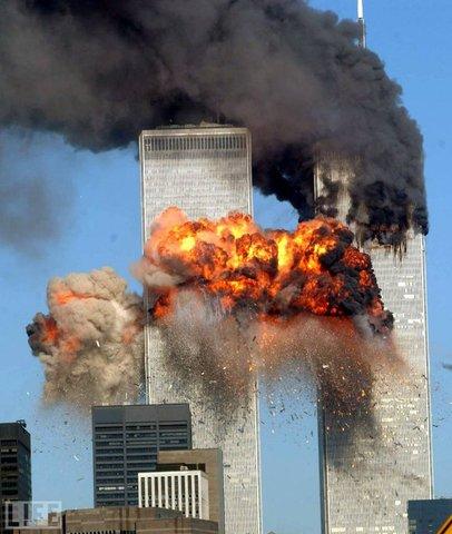 9/11 terror attack on America