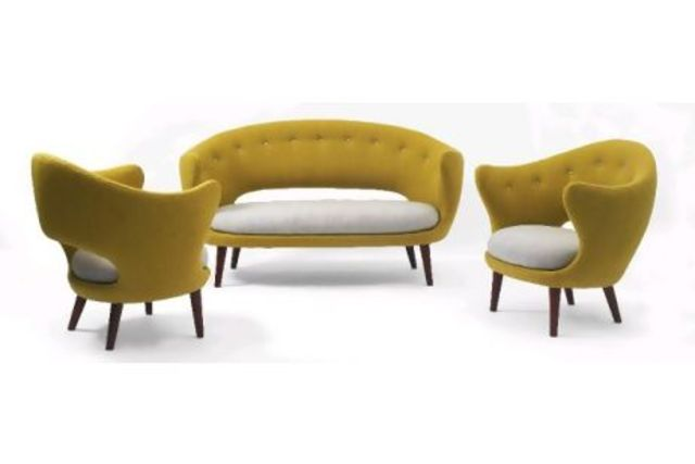 Famous Modern Furniture 1950