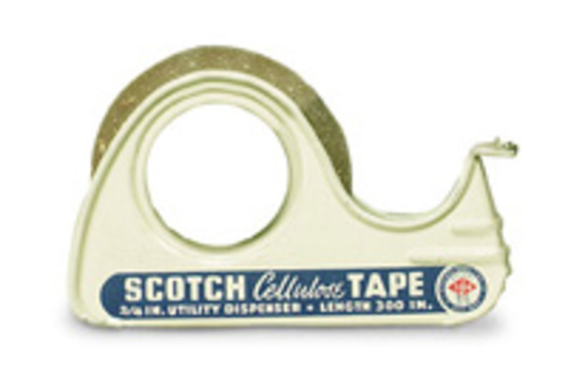 Science and Technology: Scotch Tape