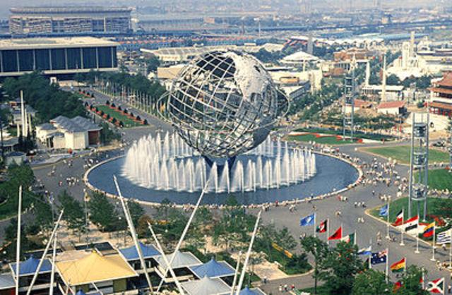 World Events: New Yorks World Fair