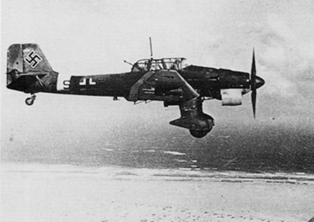 Air Raid on Guernica (ID)