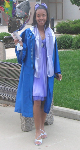 Graduated from 8th grade