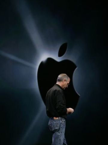 Steve Jobs renuncia