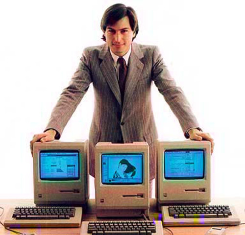 Apple 2 - Steve Jobs