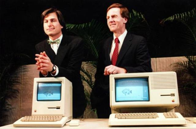 Steve abandona Apple