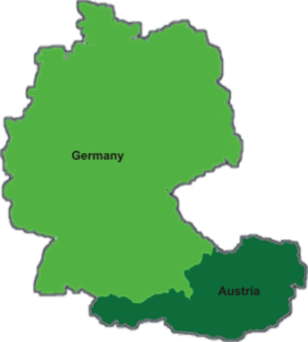 Germany and Austria become One