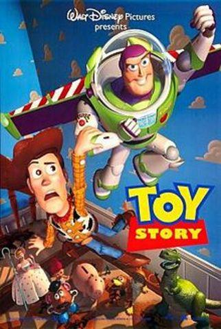 Se estreno Toy Story