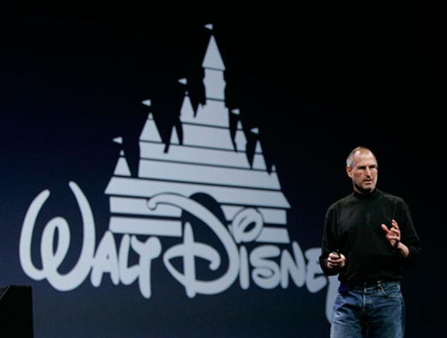 Vende Pixar a Walt Disney
