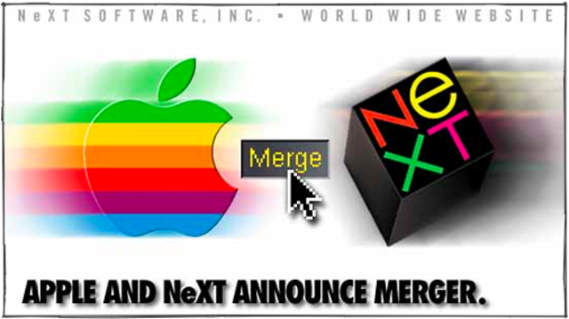 Apple Compra NeXT - Steve Jobs