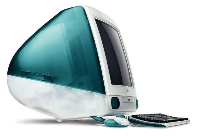 IMAC - Steve Jobs