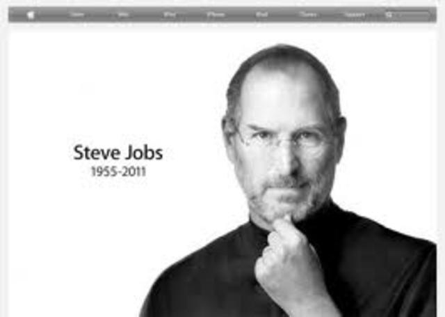 Muerte - Steve Jobs