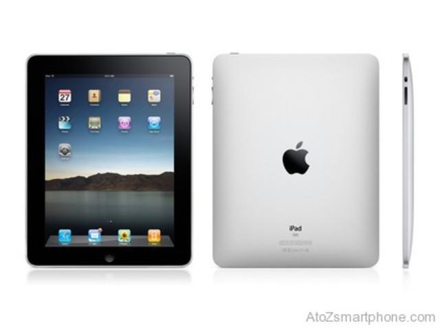 Creacion de iPad