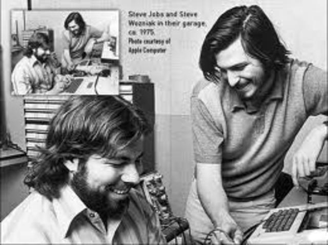 Creacion de Apple Computer Company