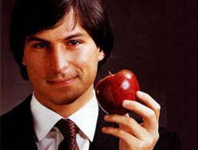 Steve Jobs joven mas rico