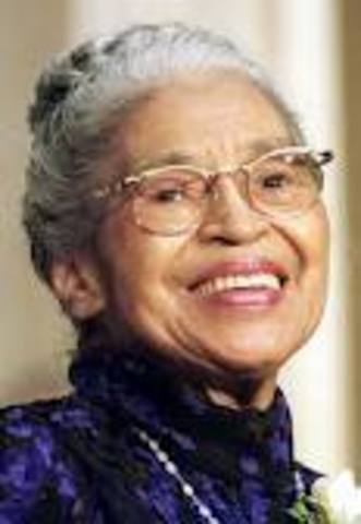 World Events: Rosa Parks