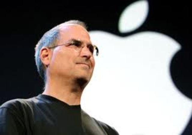 Regreso de Steve Jobs