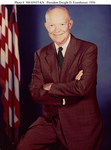 World Events: President Eisenhower