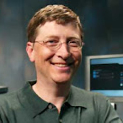 Biografia Bill Gates - Josefina Toyos timeline