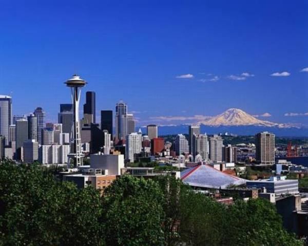 Bellevue, Seattle