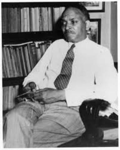 Claude A. Barnett