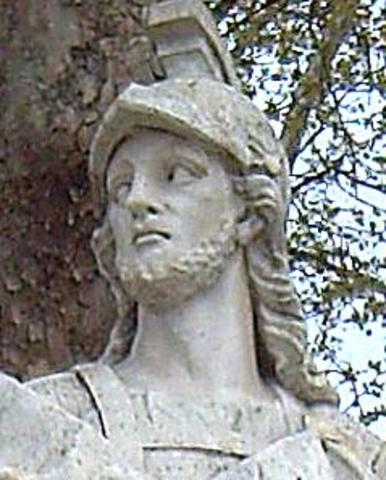 Iñigo Arista (816-852). Dinastia Arista