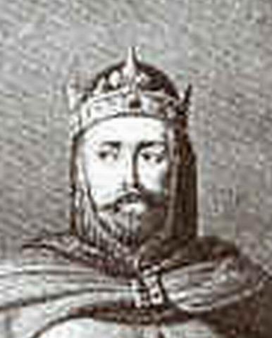 Teobaldo I (1234-1253) Dinastía de Champaña