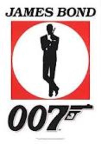 Fashion and Entertainment; James bond moveis