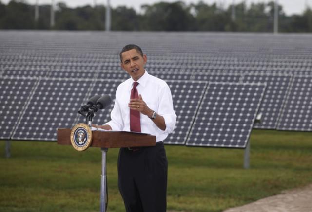 Develoment of solar energy