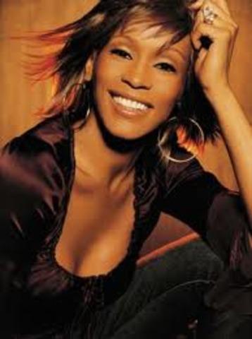 Whitney Houston Died