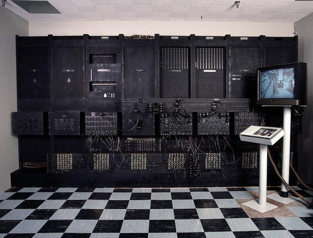 ENIAC by John Mauchly
