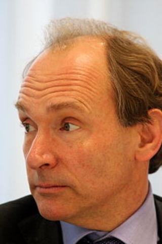 Tim Berners Lee Created the world wide web