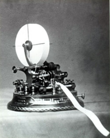 First invention