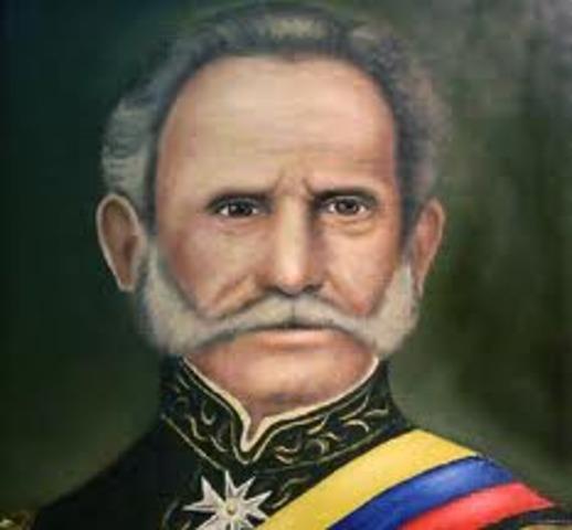 Tomas Cipriano de Mosquera