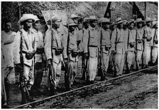 End of the Philippine-American War