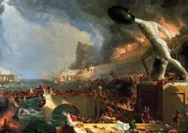 Constantinople captured.