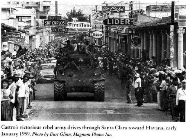 Castro Controls Cuba