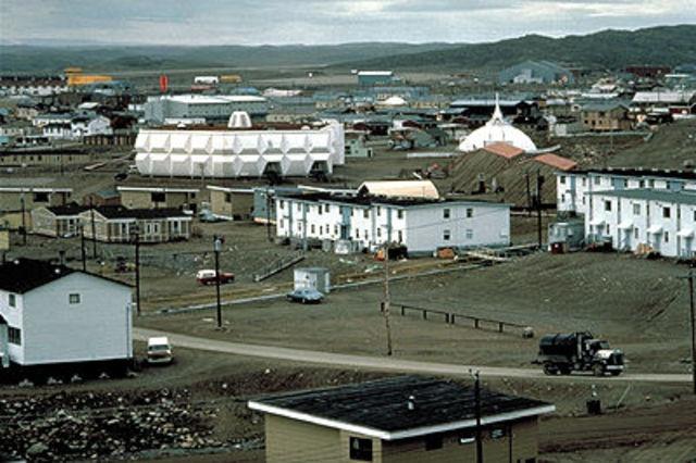 Iqaluit Named