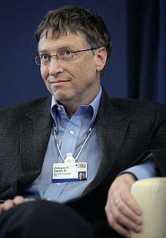 Nacimiento De Bill Gates