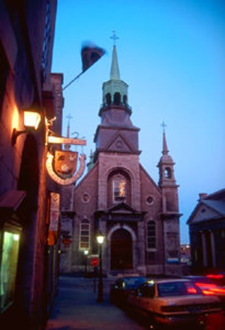 Québec City Awarded Heritage Status