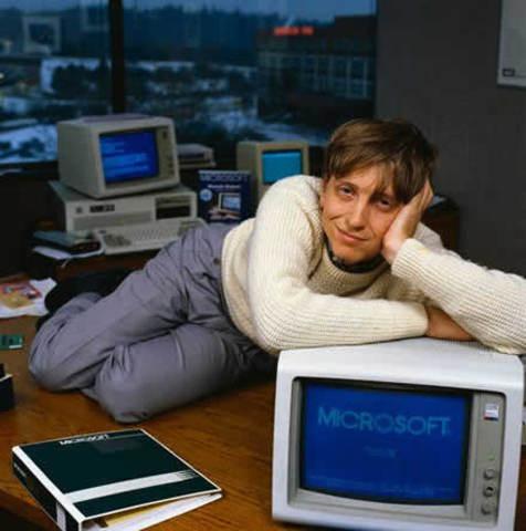 Contacto Con Computadoras - Bill Gates