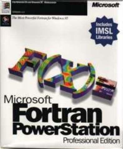 Microsoft Fortran - Bill Gates