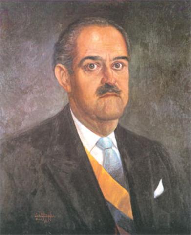 Guillermo León Valencia (conservador) 1962-1966.