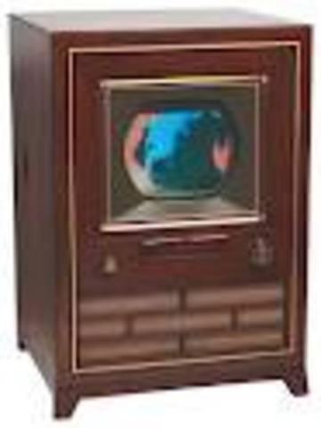 First colour TV broadcast in Australia